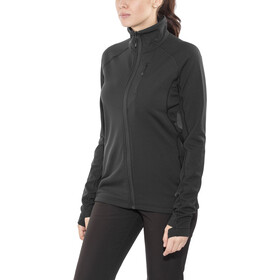 Black Diamond Coefficient Jacket Damen black
